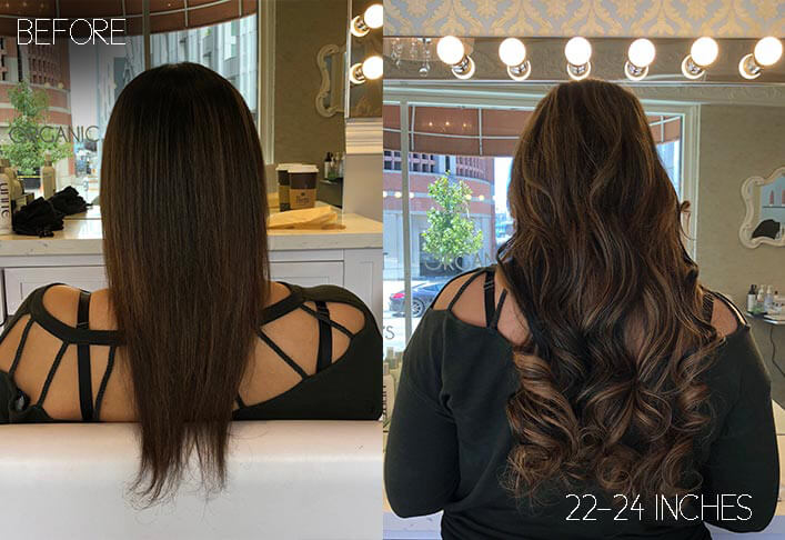 Services Bloom Blow Dry Bar Hair Styling